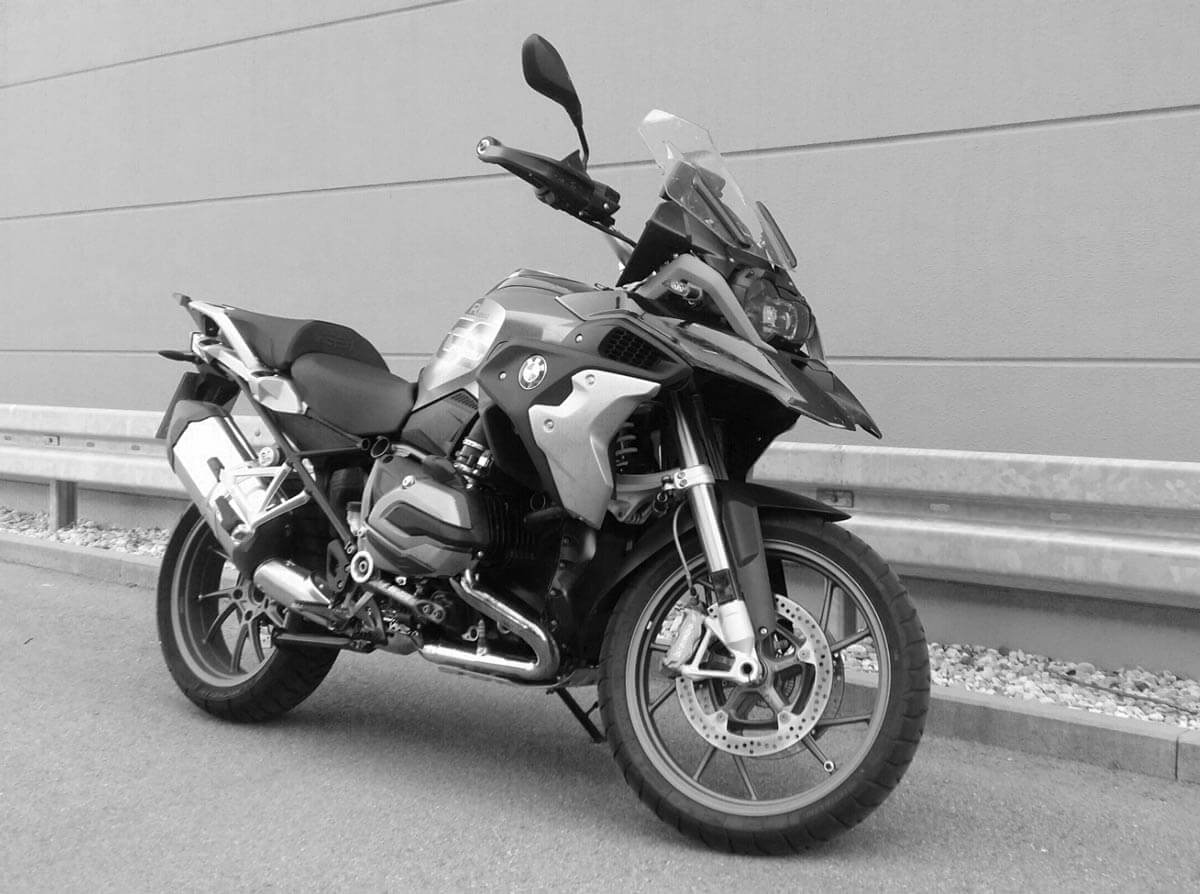 BMW R1200GS Exclusive